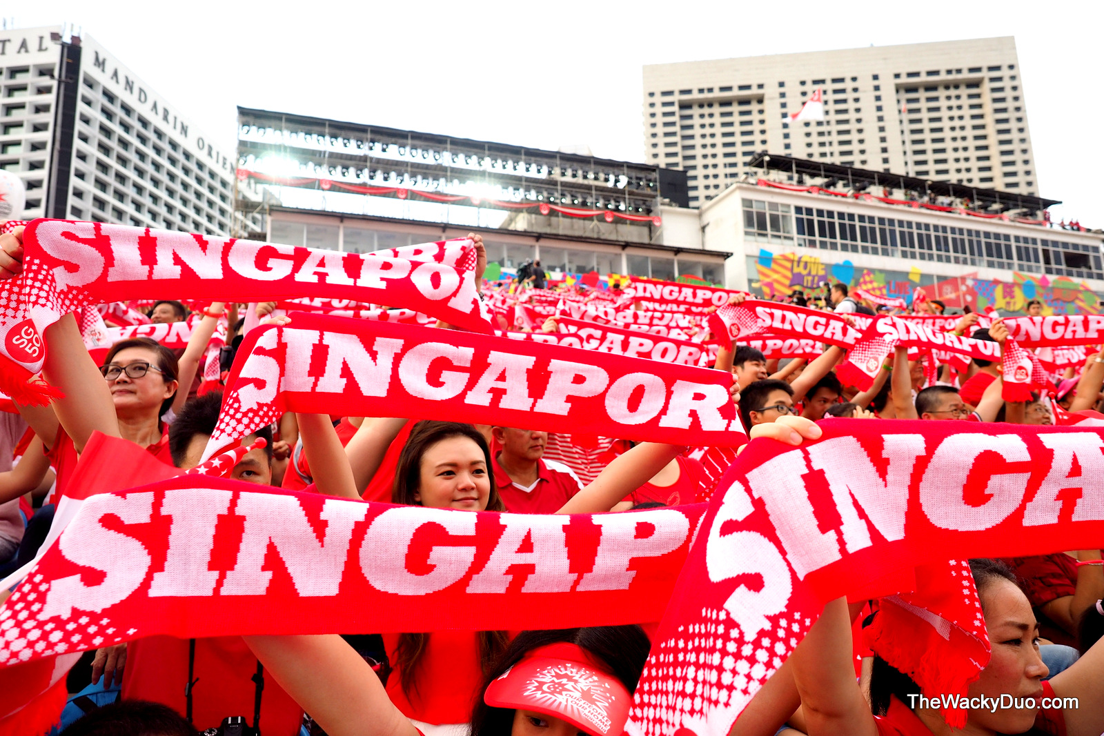 Things to do in Singapore in Just One Day
