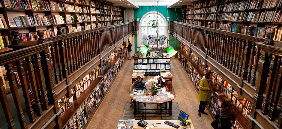 Daunt-Books-london-kitapci